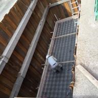 浄化槽設置施工手順の紹介-4:配筋組み