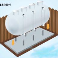 浄化槽設置施工手順の紹介-7:浄化槽本体据え付け 番外編